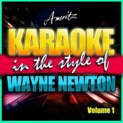 Karaoke - Wayne Newton Vol. 1 Songs