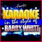 Karaoke - Barry White Songs