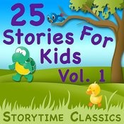 25 Stories For Kids Vol. 1 Songs