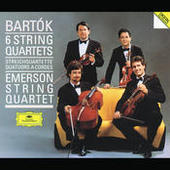 Bartók: The String Quartets Songs