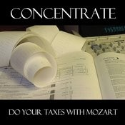 Concentrate: Do Your Taxes With Mozart Songs