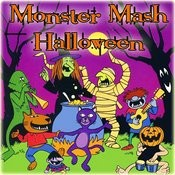 Monster Mash Halloween Party Songs