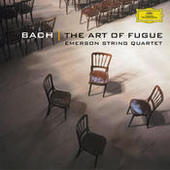 Bach, J.S.: The Art of Fugue - Emerson String Quartet Songs