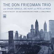 A Day In The City - Six Jazz Variations On A Theme / Circle Waltz Songs