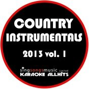 2013 Country Instrumentals, Vol. 1 Songs