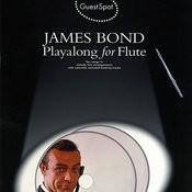 Playalong For Flute: James Bond Songs