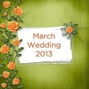 March Wedding 2013 Songs