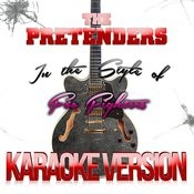 The Pretender (In The Style Of Foo Fighters) [Karaoke Version] Song