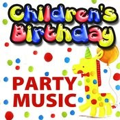 Children's Birthday Party Music Songs