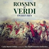 Rossini And Verdi Overtures Songs