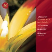 Tchaikovsky: Symphony No. 5; Capriccio Italien: Classic Library Series Songs