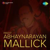 Pandit Abhaynarayan Mallick Hindustani Classical  Songs