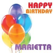 Happy Birthday Marietta Song
