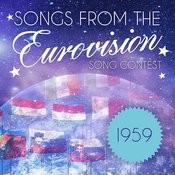 Songs From The Eurovision Song Contest: 1959 Songs