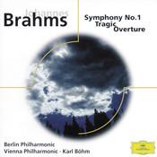Brahms: Symphony No.1, op.68; Tragic Overture, op.81 Songs