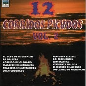12 Corridos Picudos, Vol. 2 Songs