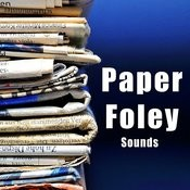 Paper Foley Sound Effects Songs