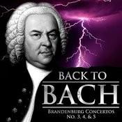 Back To Bach: Brandenburg Concertos No. 3, 4, & 5 Songs