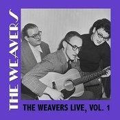 The Weavers Live, Vol. 1 Songs