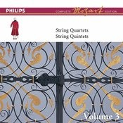Mozart: The String Quartets, Vol.3 (Complete Mozart Edition) Songs