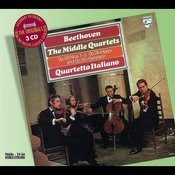 String Quartet No.8 in E minor, Op.59 No.2 -