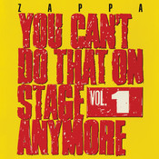 You Can't Do That On Stage Anymore, Vol. 1 (Live) Songs