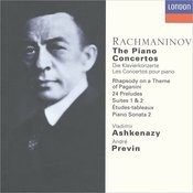 Rachmaninov: The Piano Concertos, Etc. (6 Cds) Songs