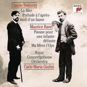 Debussy And Ravel: Orchestral Works Songs