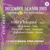 December Season 2003 Songs