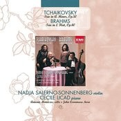 Piano Trio (Tchaikovsky) / Horn Trio (Brahms) Songs