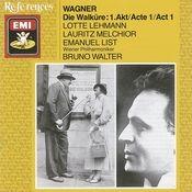 Wagner: Die Walküre, Act I Songs