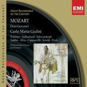 Mozart : Don Giovanni Songs