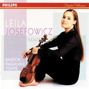 Bartok/Paganini/Ysaye/Schubert etc.: Sonata for Solo Violin etc. Songs