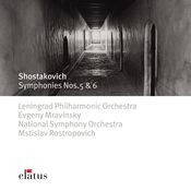 Shostakovich : Symphonies Nos 5 & 6 (-  Elatus) Songs