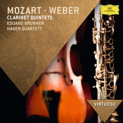 Mozart & Weber Clarinet Quintets Songs