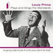 Louis Prima Plays The Standards Songs