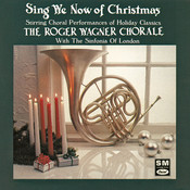 Sing We Now Of Christmas: String Choral Performances Of Holiday Classics Songs