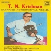 T N Krishnan - Carnatic Instrumental - (violin) Songs