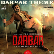 Darbar Anirudh Ravichander Full Mp3 Song