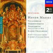 Haydn 4 Masses Songs