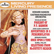 Howard Hanson Conducts - Moore/Carpenter/Rogers/Phillips Songs