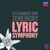 Zemlinsky Lyrische Symphonie Etc Songs