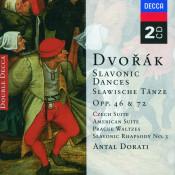 Dvorak Slavonic Dances Czech Suite Etc Songs