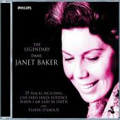 The Legendary Dame Janet Baker Songs