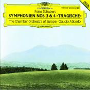 Schubert Symphonies Nos 3 Songs