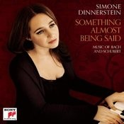 Something Almost Being Said: Music Of Bach  And Schubert Songs