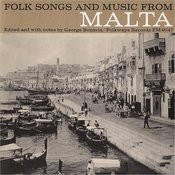 Folk Songs And Music From Malta Songs