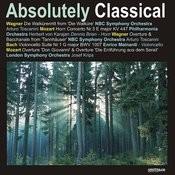 Mozart: Horn Concerto No.3/Bach: Violoncello Suite No.1, Et Al. Songs