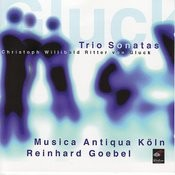 Gluck: Trio Sonatas Songs