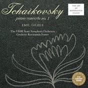 Tchaikovsky: Piano Concerto No. 1 Songs